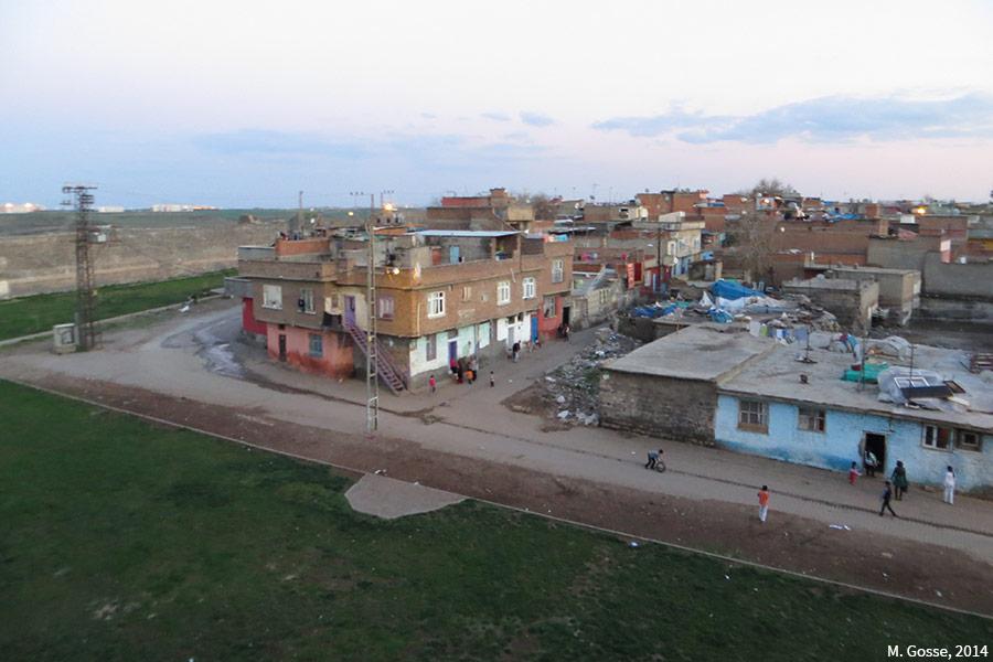 Matthieu Gosse — Urbicide à Diyarbakir, quartier Fatihpasha