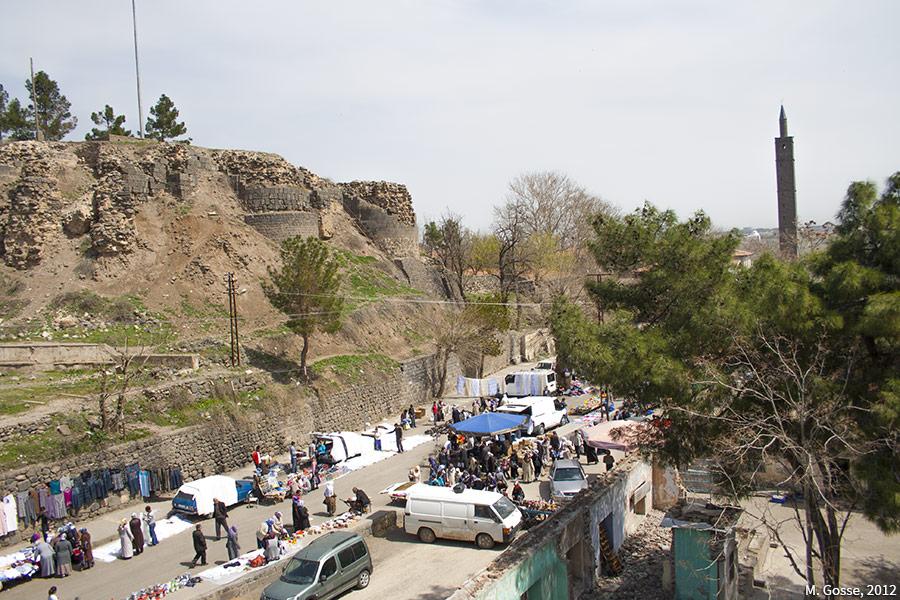 Matthieu Gosse — Urbicide à Diyarbakir, marché d'Içkale