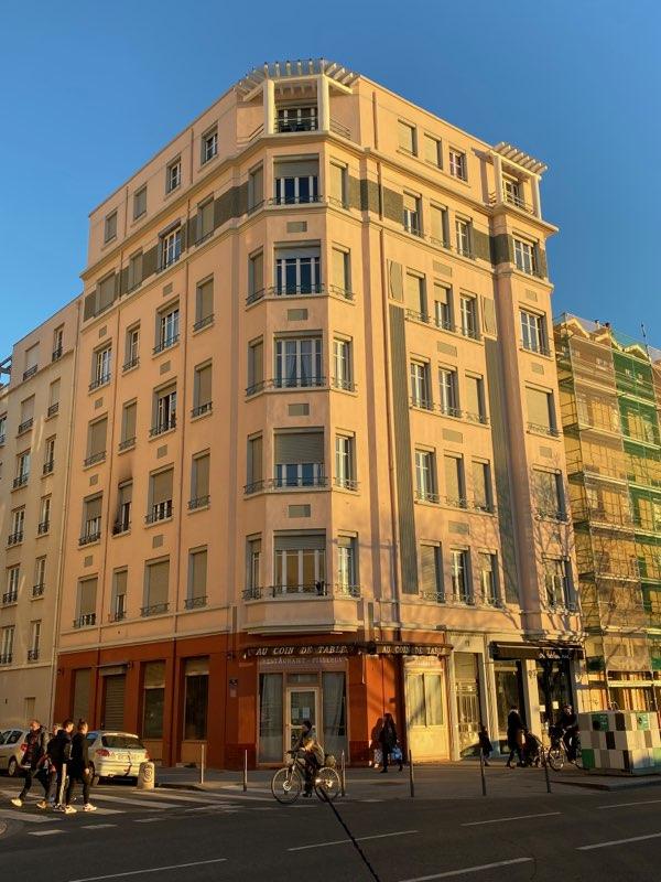 Immeuble rénové années 1930