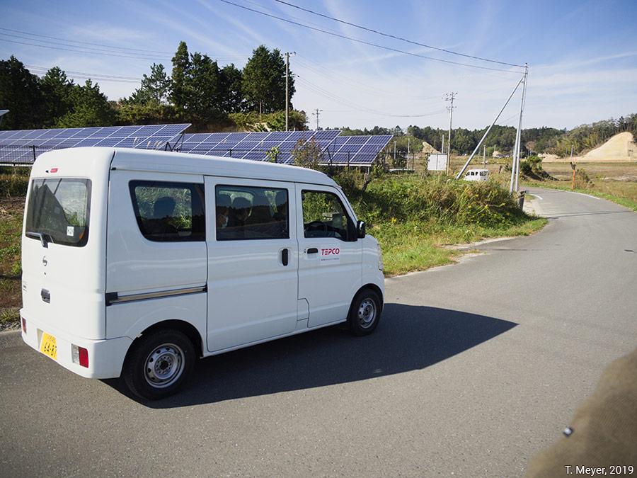 Teva Meyer — Paysages de Fukushima