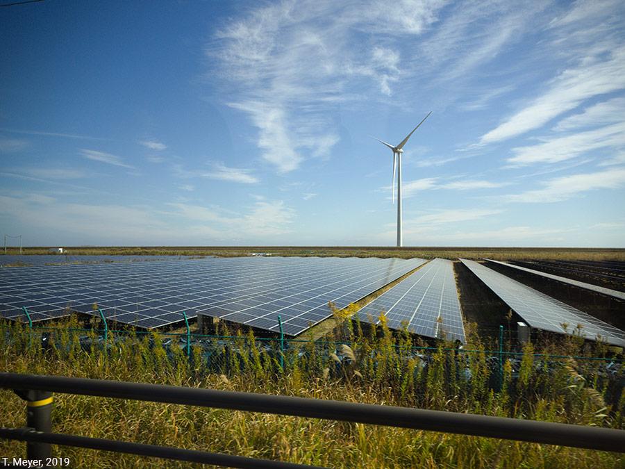 Teva Meyer — panneaux solaires et éoliennes