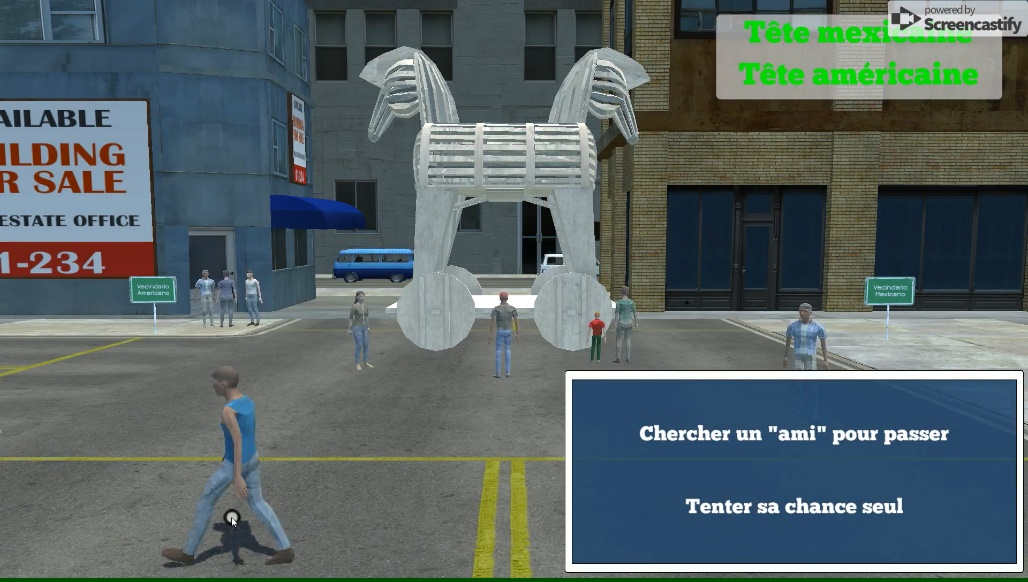 Toy an-Horse de Marco Rámirez Erre.