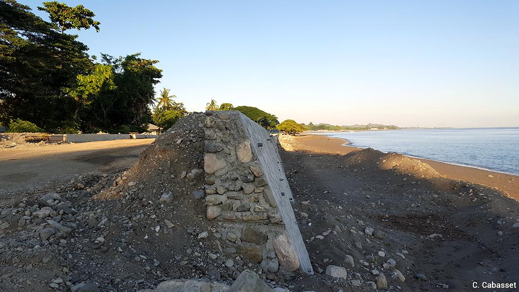 Christine Cabasset — photographie aménagement du littoral