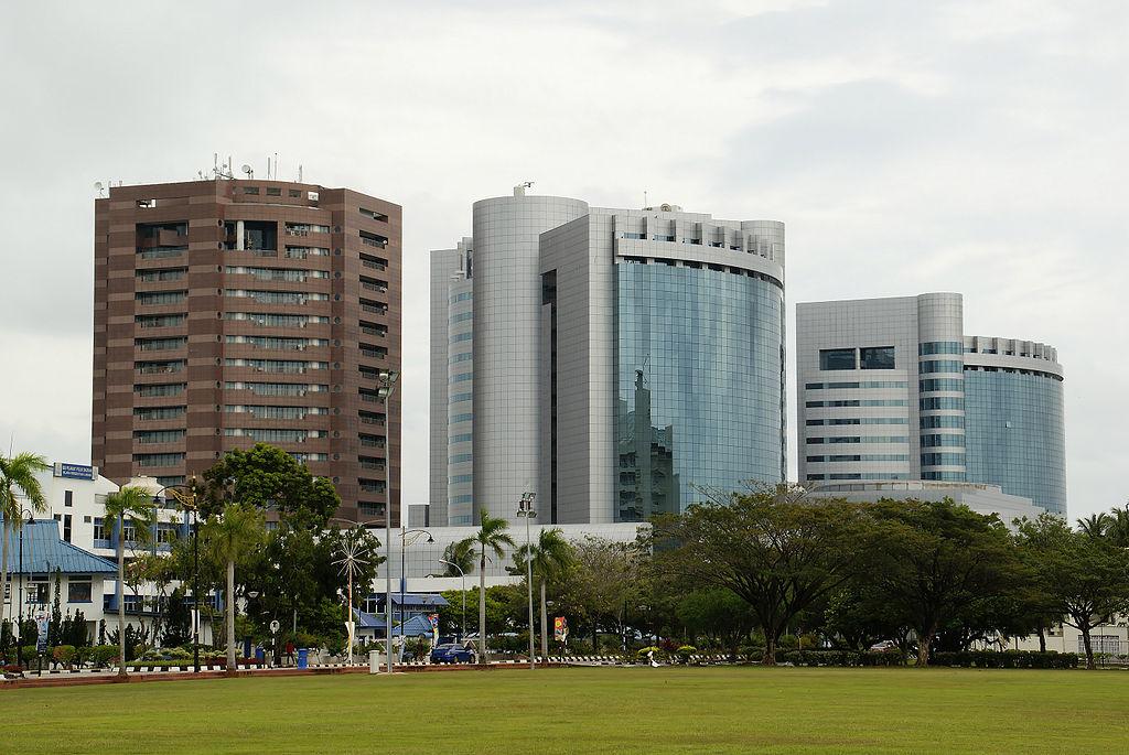 Financial Park Labuan photographie
