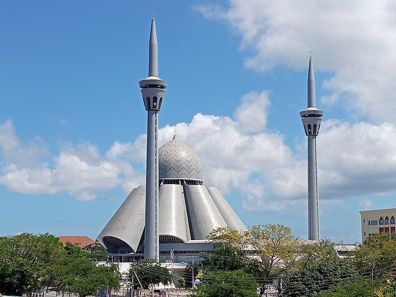 Mosquée Labuan photographie