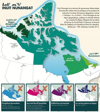 Joliet et Chanteloup — Inuit Nunangat