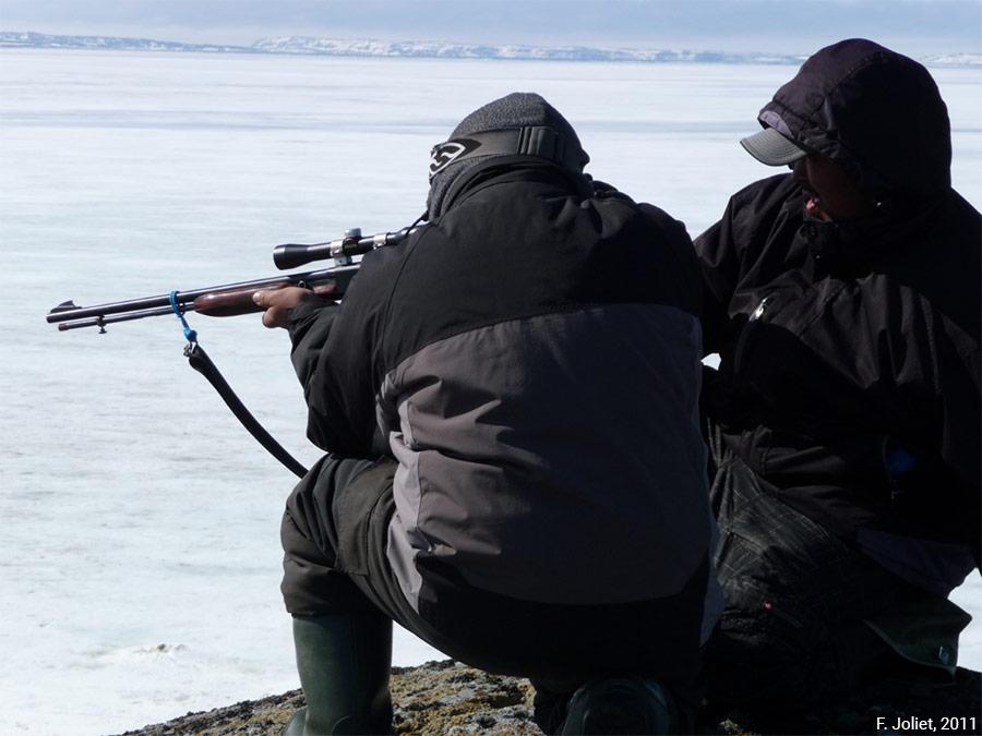 Évolution des pratiques de chasse — Fabienne Joliet 2011
