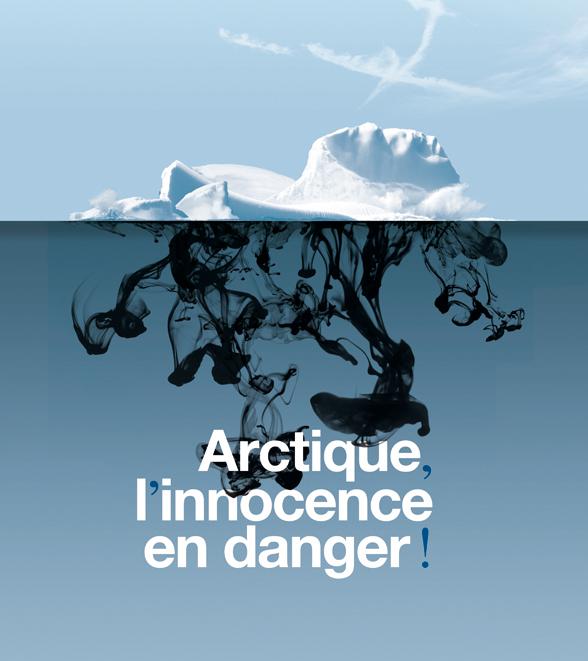 Greenpeace: Arctique l'innocence en danger