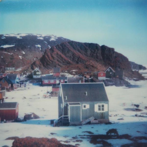 groenland 20e siècle mémoire photographie ancienne village