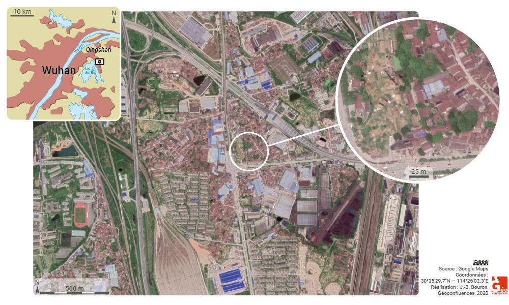 étalement urbain - doigt de gant - périurbanisation - village urbain -
