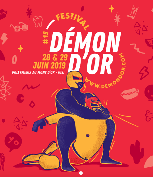 Festival Démon d'or