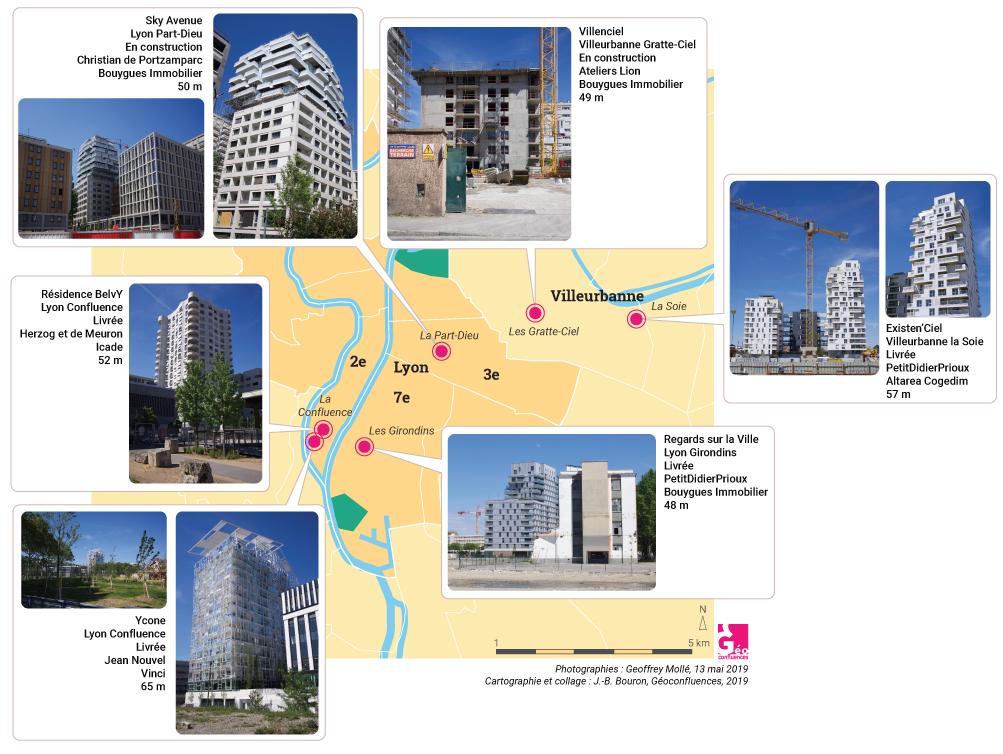 Geoffrey Mollé — carte et photo tours résidentielles