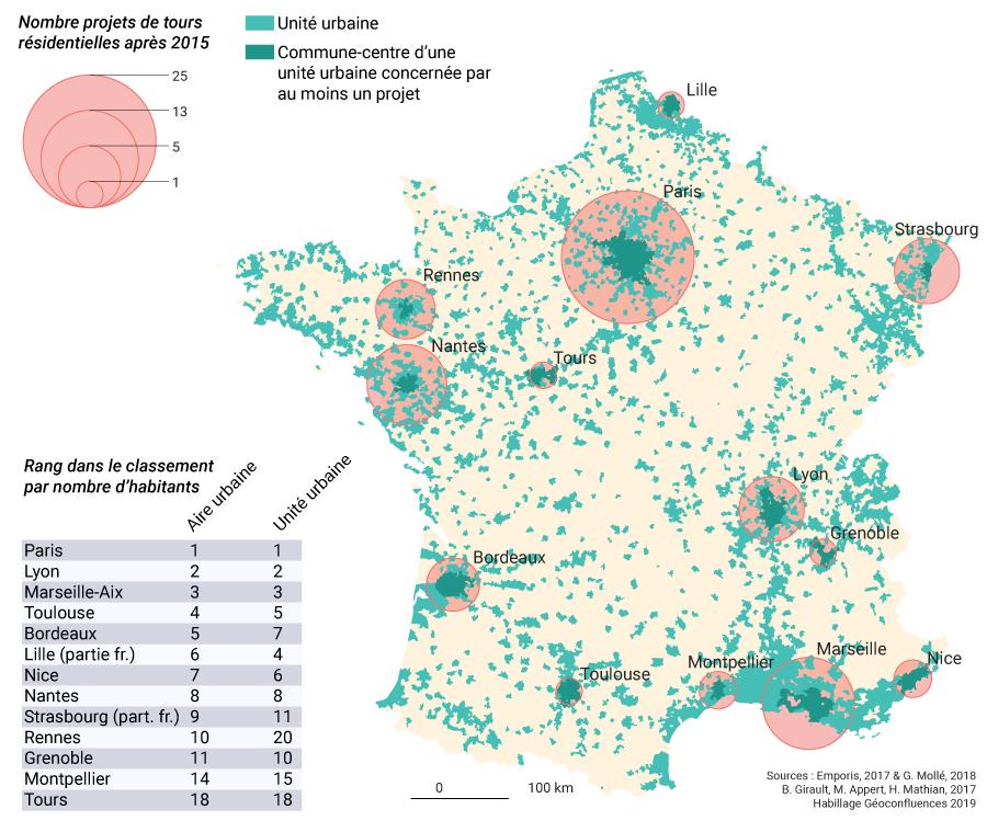 Geoffrey Mollé —carte nombre de tours d'habitation