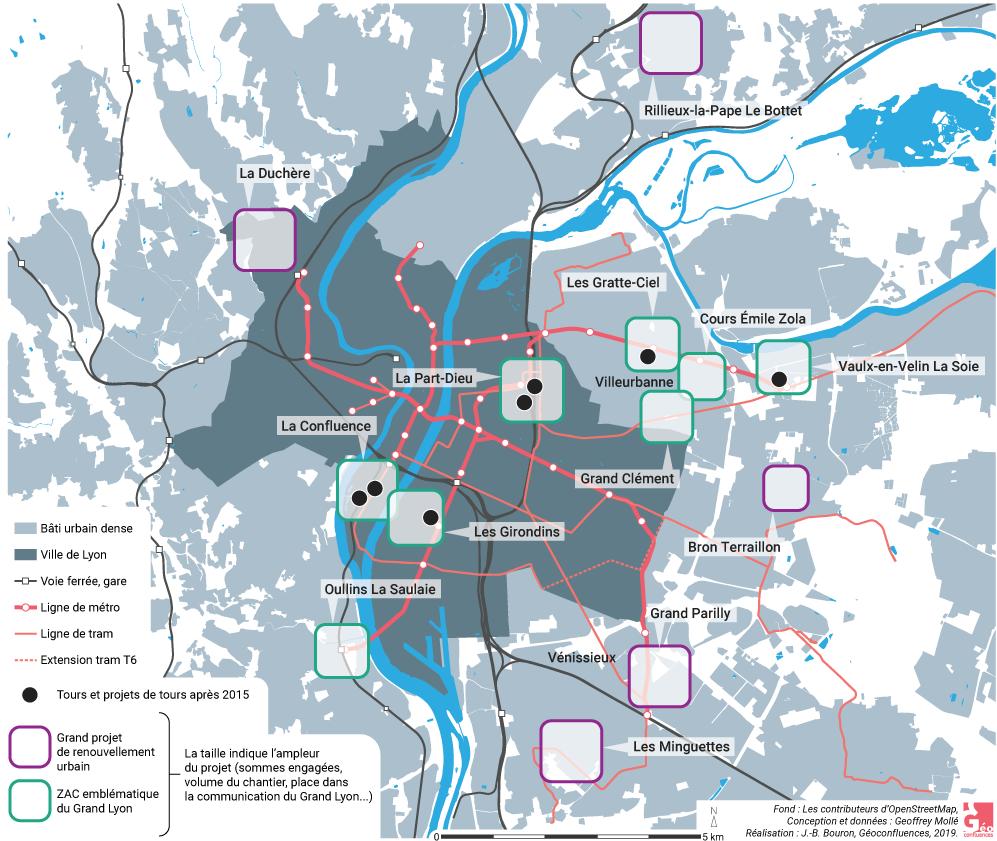 Geoffrey Mollé — carte tours ZAC et grands projets de renouvellement urbain