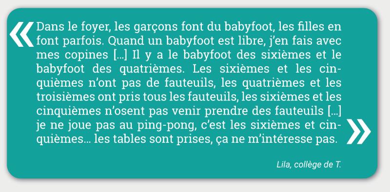 Emmanuelle Gilles — témoignage