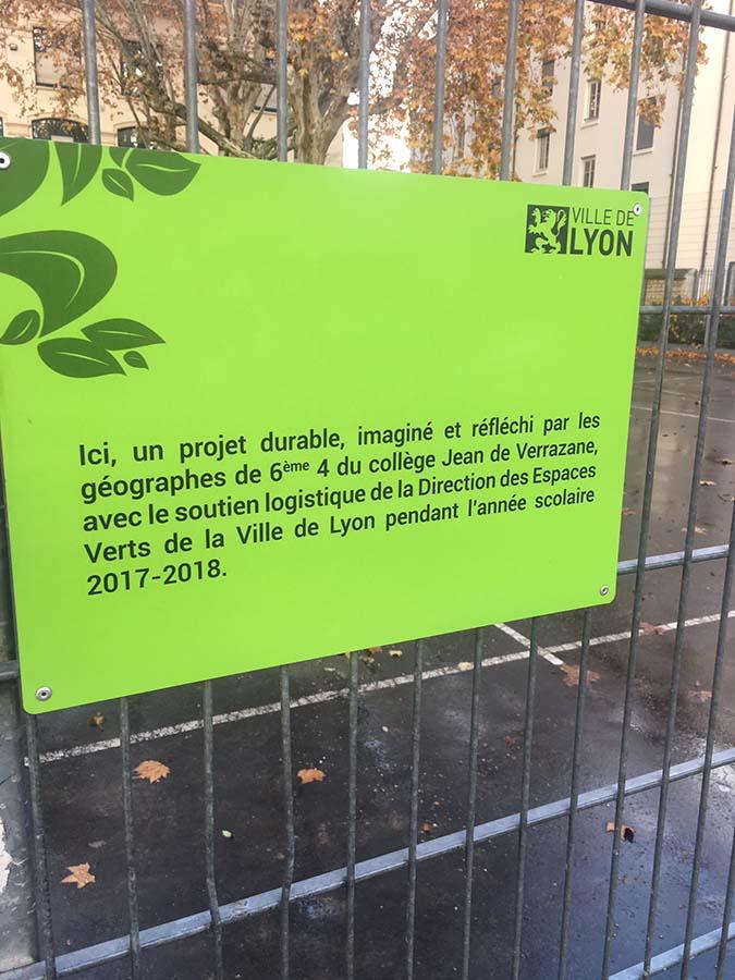 Florian Pons — Plaque commémorative