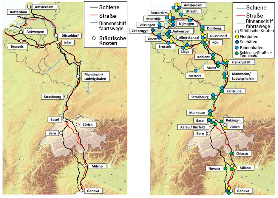 Antoine Beyer — Corridor Rhin Alpes