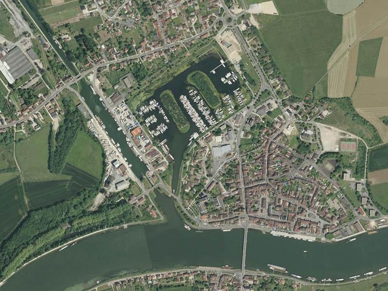 Raymond Woessner —satellite localisation