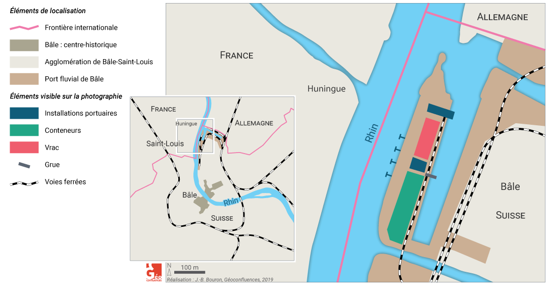 Raymond Woessner — Porte-conteneurs Maersk port de Rotterdam