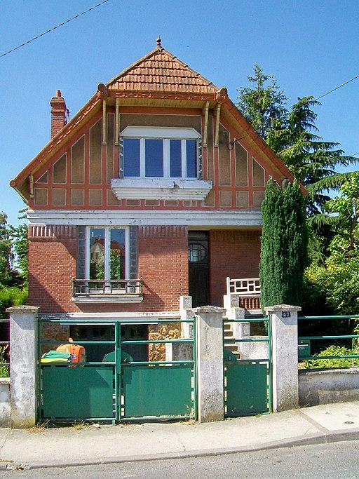 France Foncière rue Roger Salengro, Val d'Oise