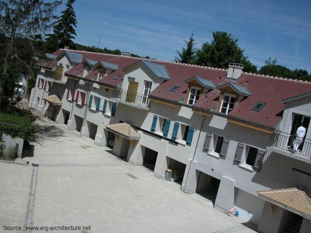 Grange de Septeuil rénovée