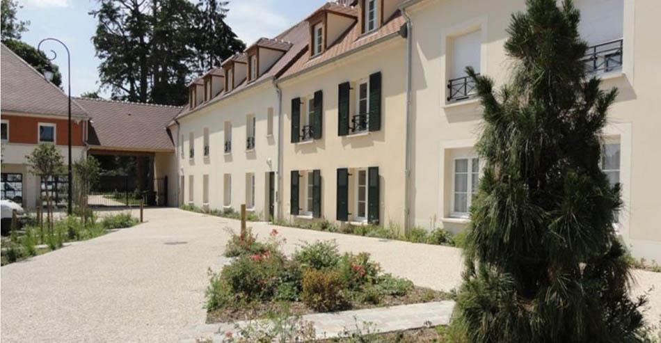 logements sociaux néo-village - Claire Fonticelli