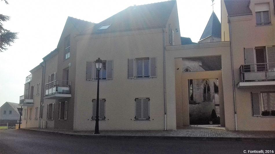 néo-village à Moussy le neuf - Claire Fonticelli