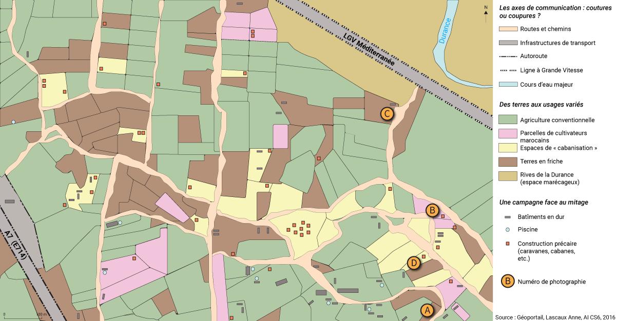 Anne Lascaux — carte quartier Castellamare