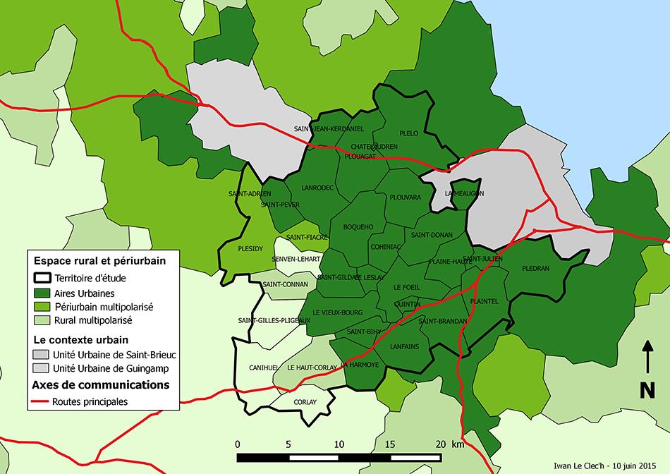 Iwan Le Clec'h — aire urbaine de Saint Brieuc