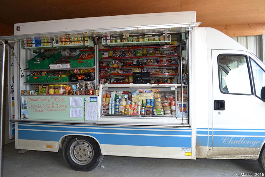 Céline Massal — photographie camion-épicerie