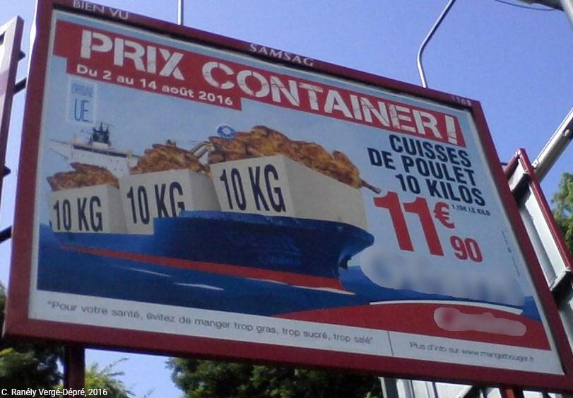 Colette Ranély Vergé-Dépré — photographie affiche prix conteneur (container)