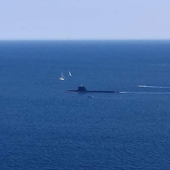 sous-marin Suffren