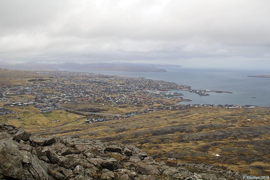 Fabien Pouillon — photo Torshavn Féroé