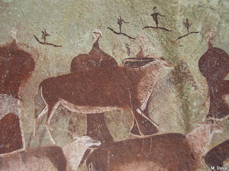 Game Pass Art rupestre afrique du sud
