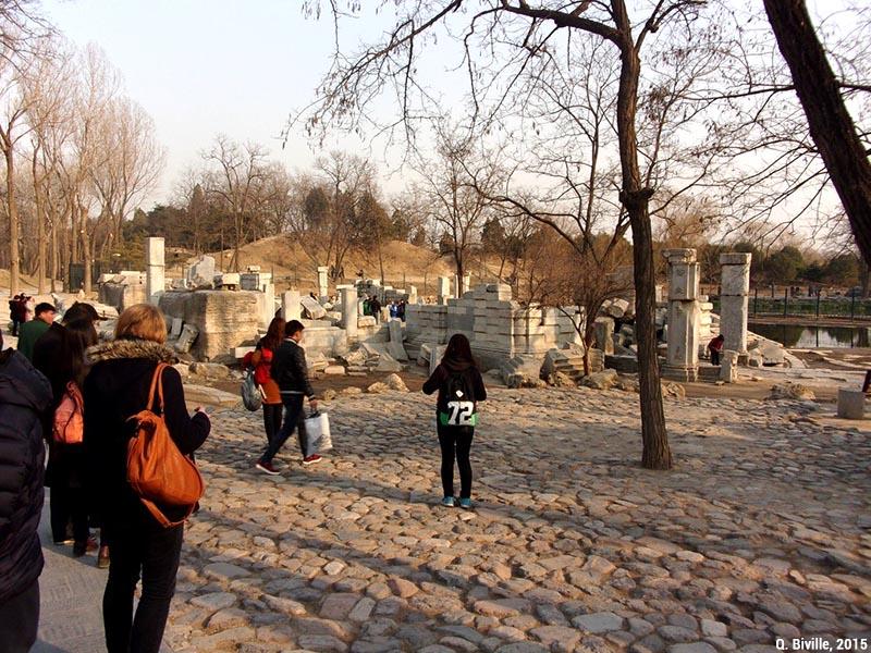 Quentin Biville — tourisme en Chine