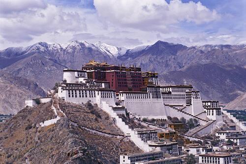 Palais du Potala photo UNESCO