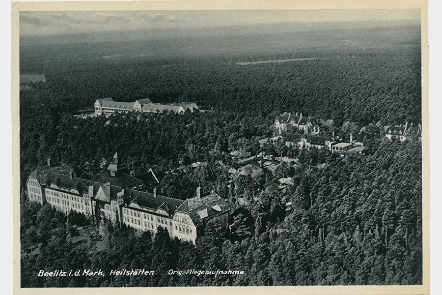 sanatorium de Beelitz