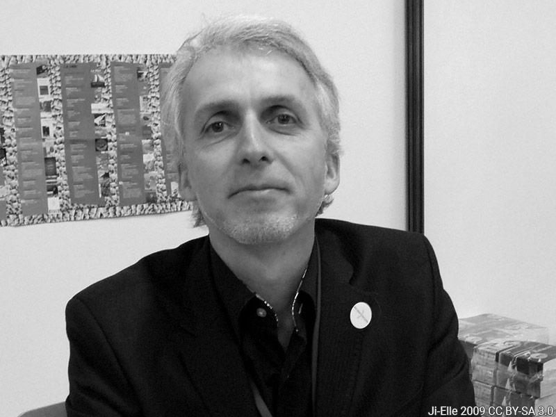 Michel Lussault par Ji-Elle 2009, CC BY-SA 3.0