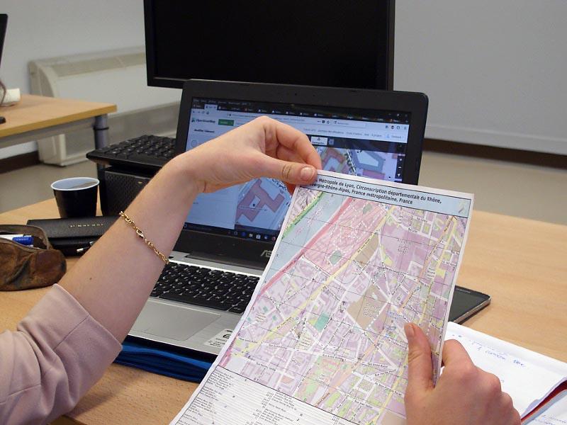 Jean-François Perrat — La photographie est aussi un moyen de collecte de données à destination cartographique
