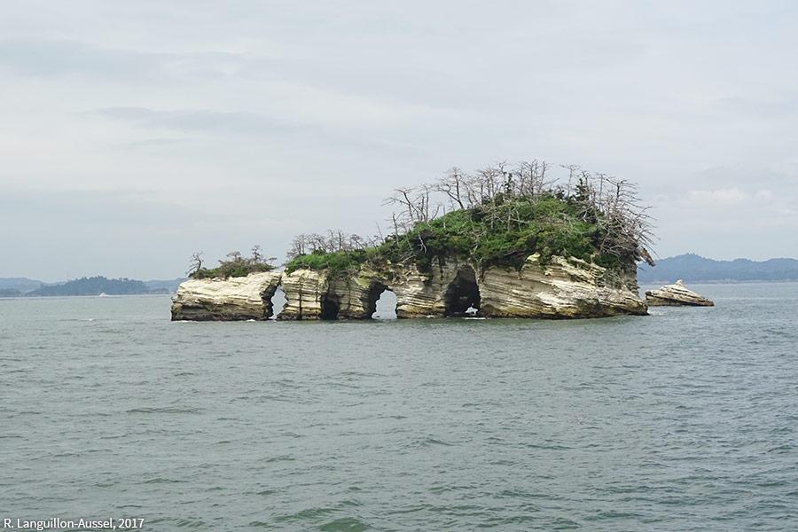Raphaël Languillon-Aussel — photographie îles japonaises matsushima