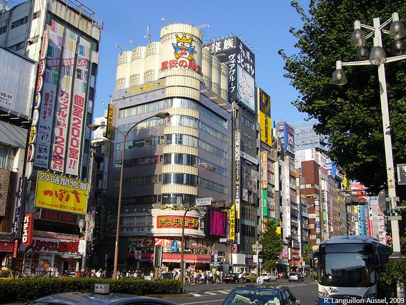 Raphaël Languillon-Aussel — photographie de rue et place Tokyo