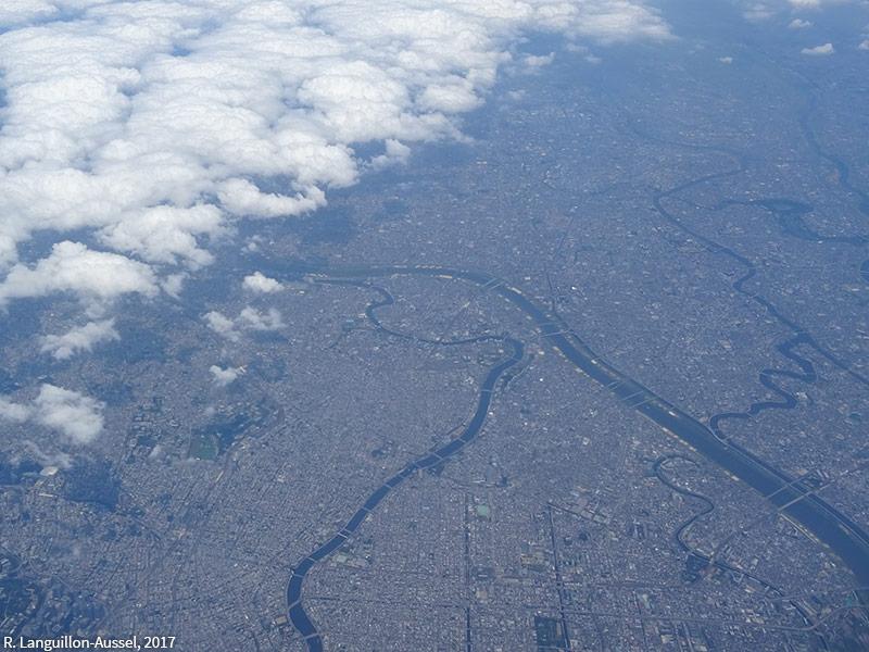 Raphaël Languillon-Aussel — photographie aérienne de Tokyo