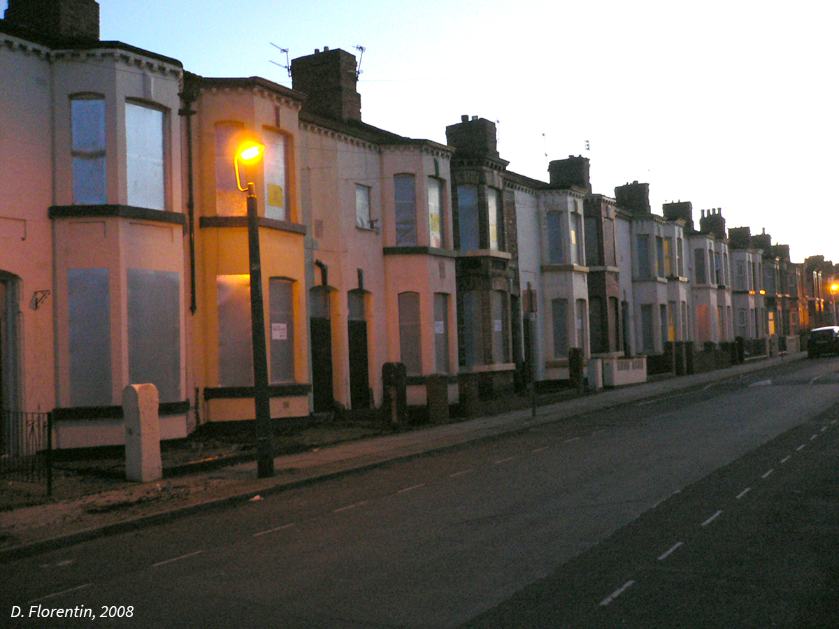 Rue de Liverpool photographie