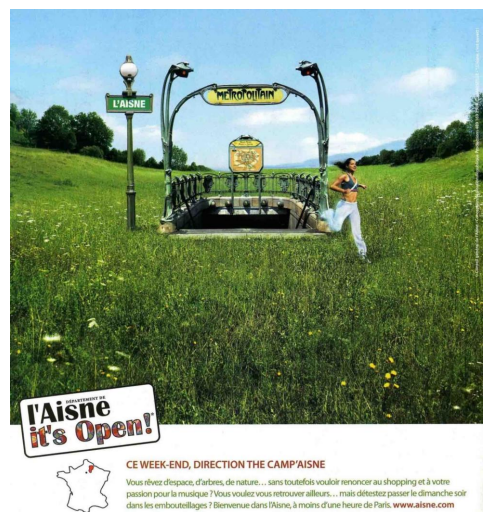 "Campagne ""L'Aisne it's open"""