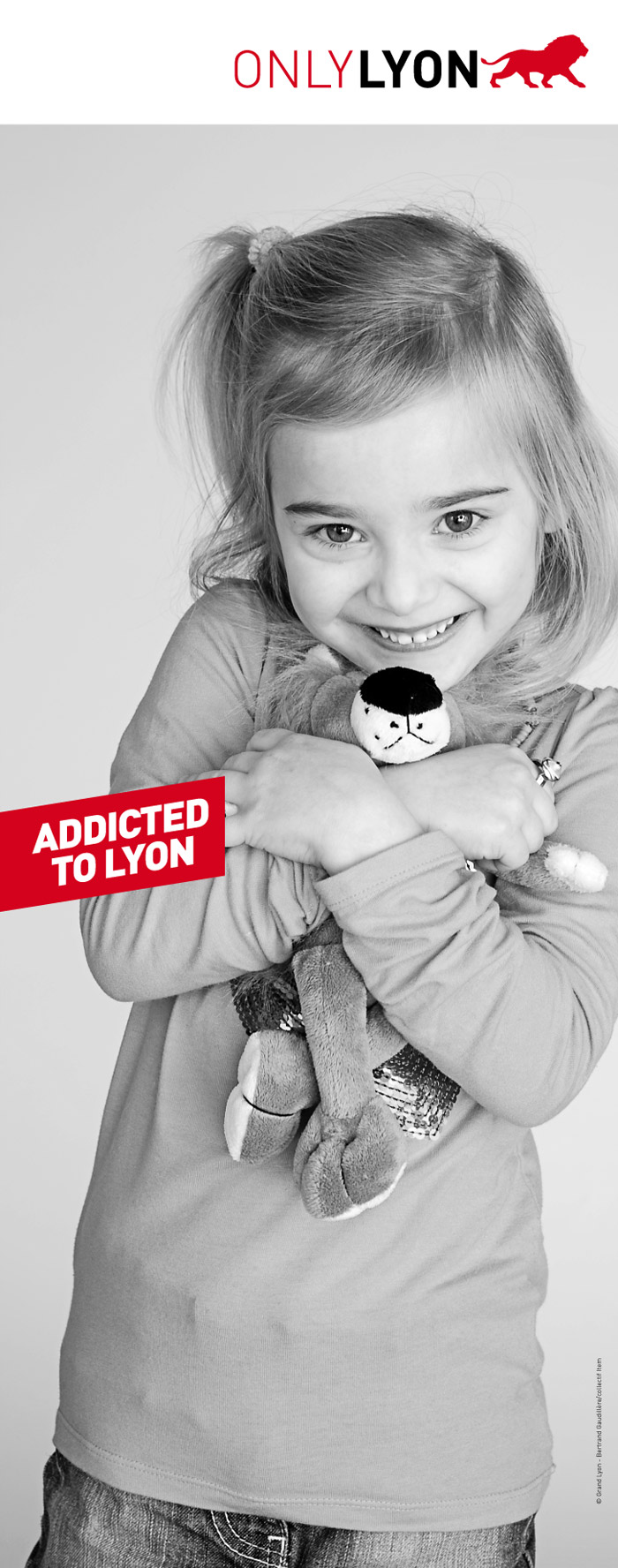 "Campagne ""Addicted to Lyon"""