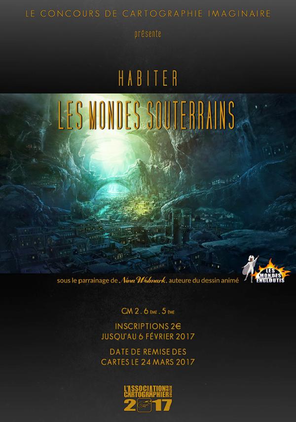 Affiche concours CCI 2017