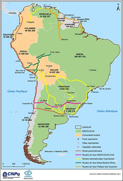 intégration régionale en Amérique latine