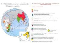Carte à la une : le trafic de cornes de rhinocéros, carte du lauréat du concours de cartographie d'actualité 2017