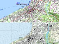 Carte à la une : les cartes topographiques ont du style !
