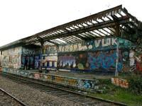 Image à la une : une marge urbaine, la gare de la rue d'Avron à Paris